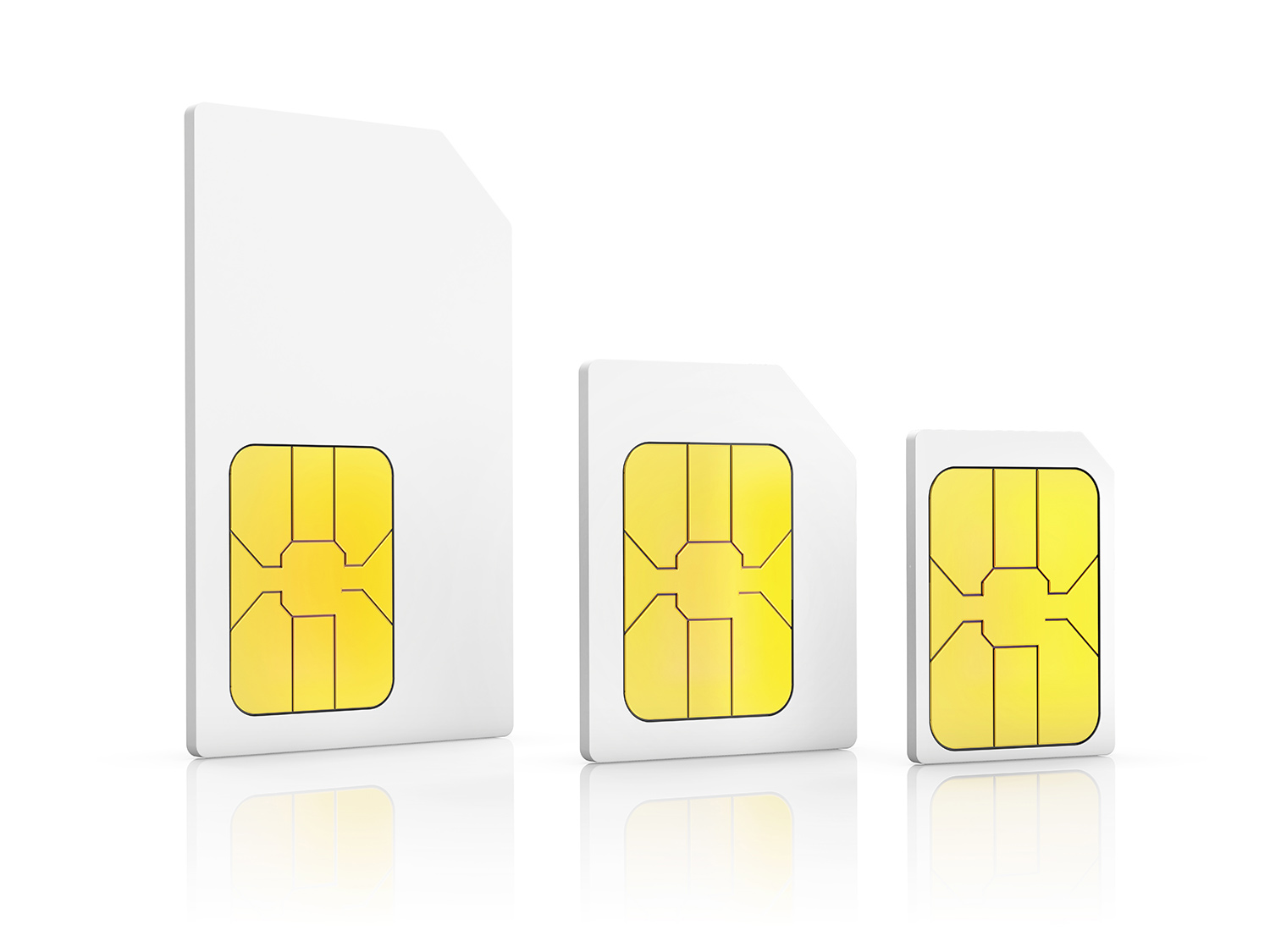 IC Mobile 4G SIM Card